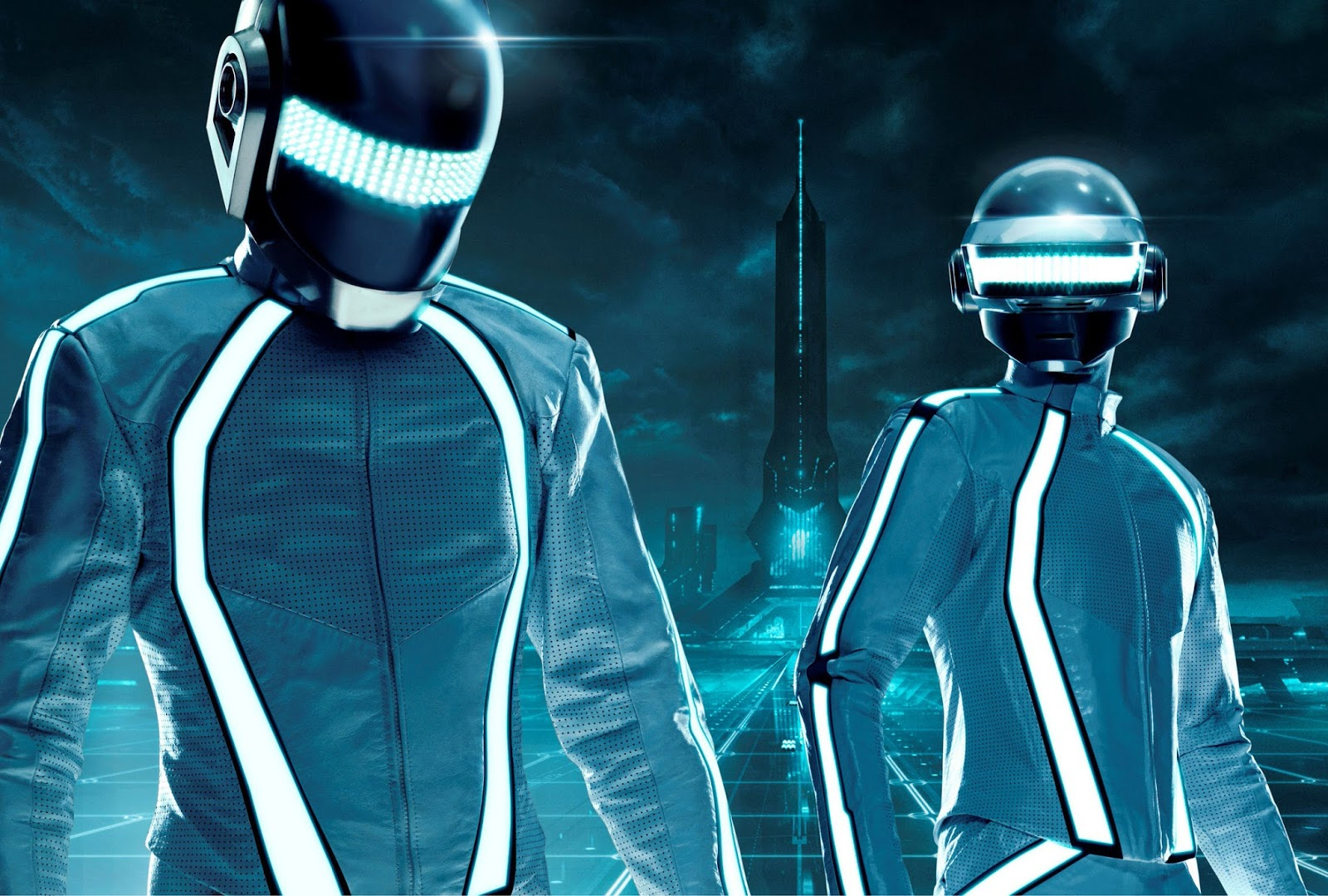 Daft Punk - HD Wallpapers