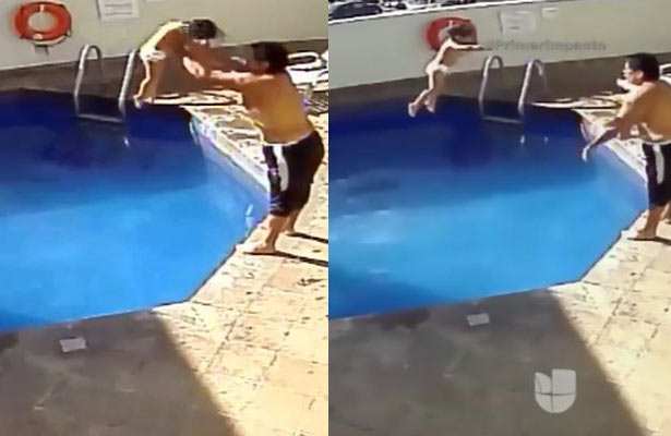 Mexican man captured on camera drowning granddaughter, jailed for 100 yrs
