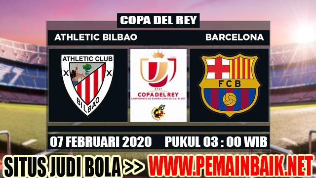 Prediksi Laga Athletic Bilbao Vs Barcelona Di Copa Del Rey