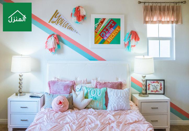 أفضل ديكورات غرف نوم اطفال بالصور