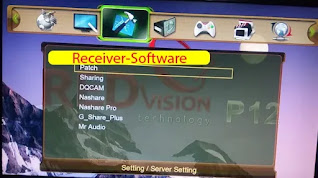 New Redvision P12 Hd Receiver New Software 15 July 2020