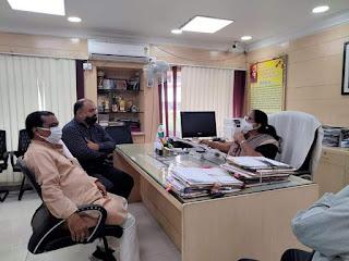 शिक्षक पात्रता भर्ती में चयनित शिक्षकों की शीघ्र की जाय नियुक्तियां - संदीप रघुवंशी