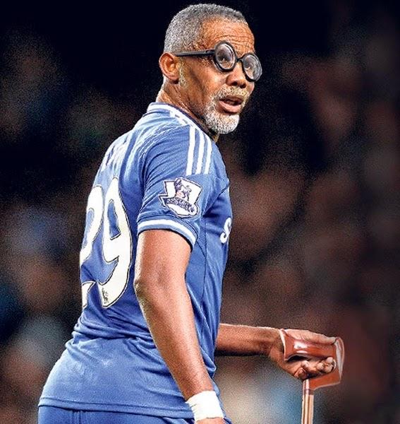 "Samuel Eto'o calls Jose Mourinho ""a fool"" for Old man jibe"