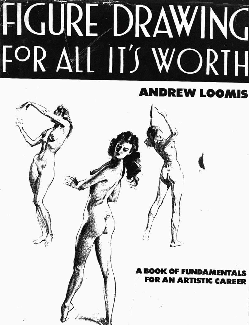 Download Figure Drawing for all it's worth by Andrew Loomis