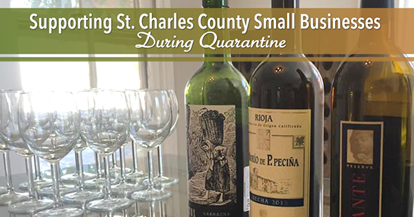 Supporting St. Charles County Small Businesses During Quarantine