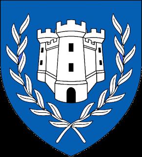 Château du baron Patapon Blason_ville_fr_Tarascon_%2528Ari%25C3%25A8ge%2529