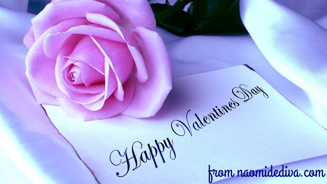 Happy Valentine's Day: Naomidediva.com Loves And Appreciates You!!!