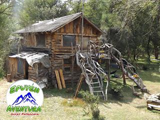 Refugio del Conde - Epuyenaventura.com Guias