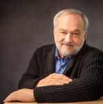 Author Peter Harrett