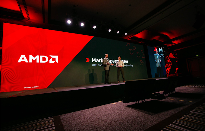 AMD and Xilinx Reveal industry-shaking record for AI Inference