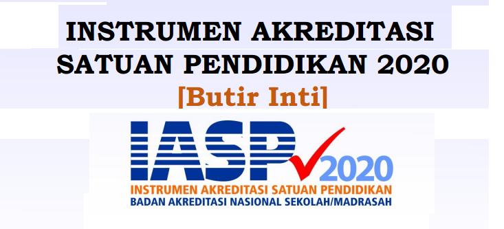 Bukti Fisik atau Dokumen Akreditasi Menggunakan IASP Bukti Fisik Akreditasi SD SMP SMA SMK Menggunakan IASP 2020