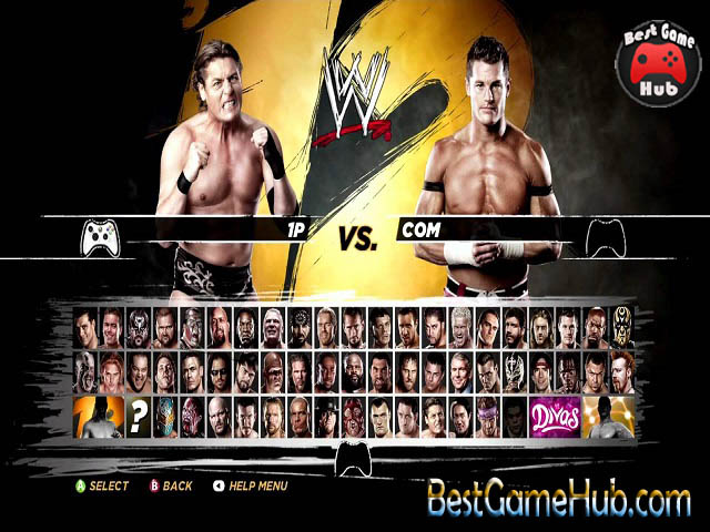 WWE 12 Compressed Torrent Game Download