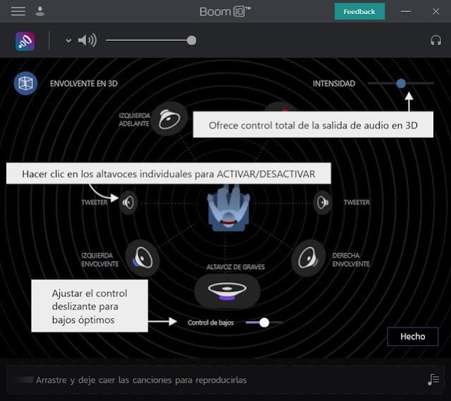Descargar Boom 3D Mega y Mediafire