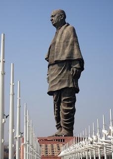 Sardar Vallabhbhai Patel - known as Iron man of India