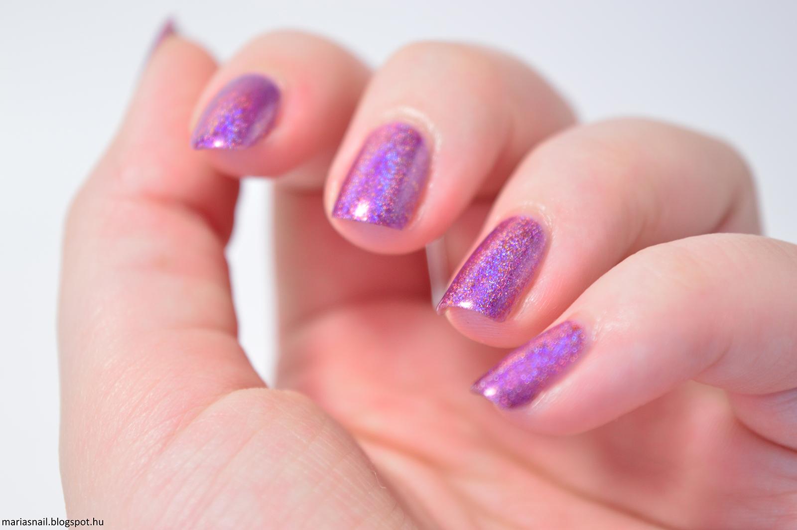 Maria\'s nail: 452. Colors by Llarowe x Nailland x LakkomLakkom ...