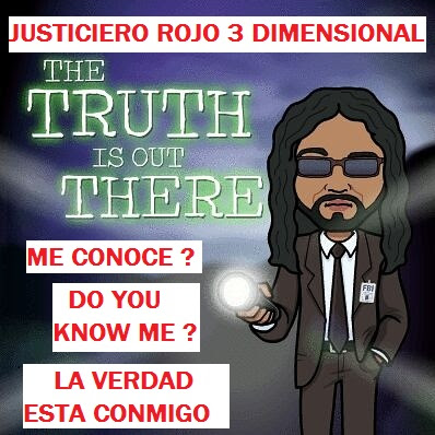 ME CONOCE  DO YOU KNOW ME