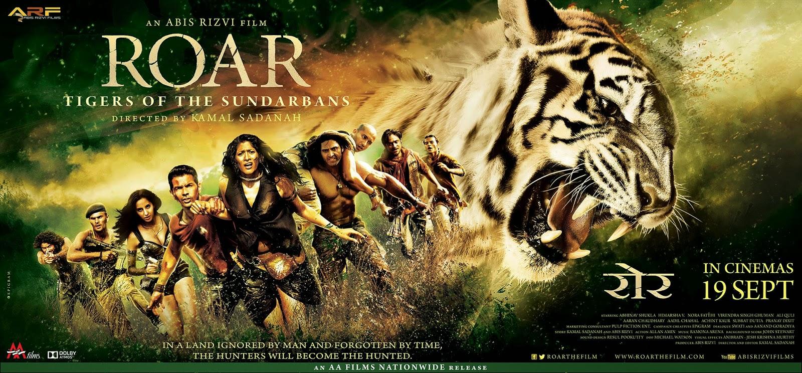Roar : Tigers Of The Sundarbans (2014) Hindi Movie Official | LYRICS