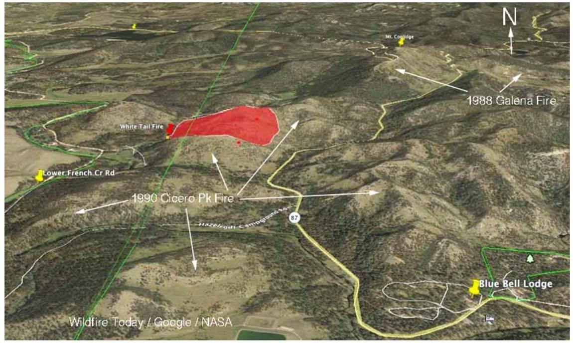 source www wildfiretoday com