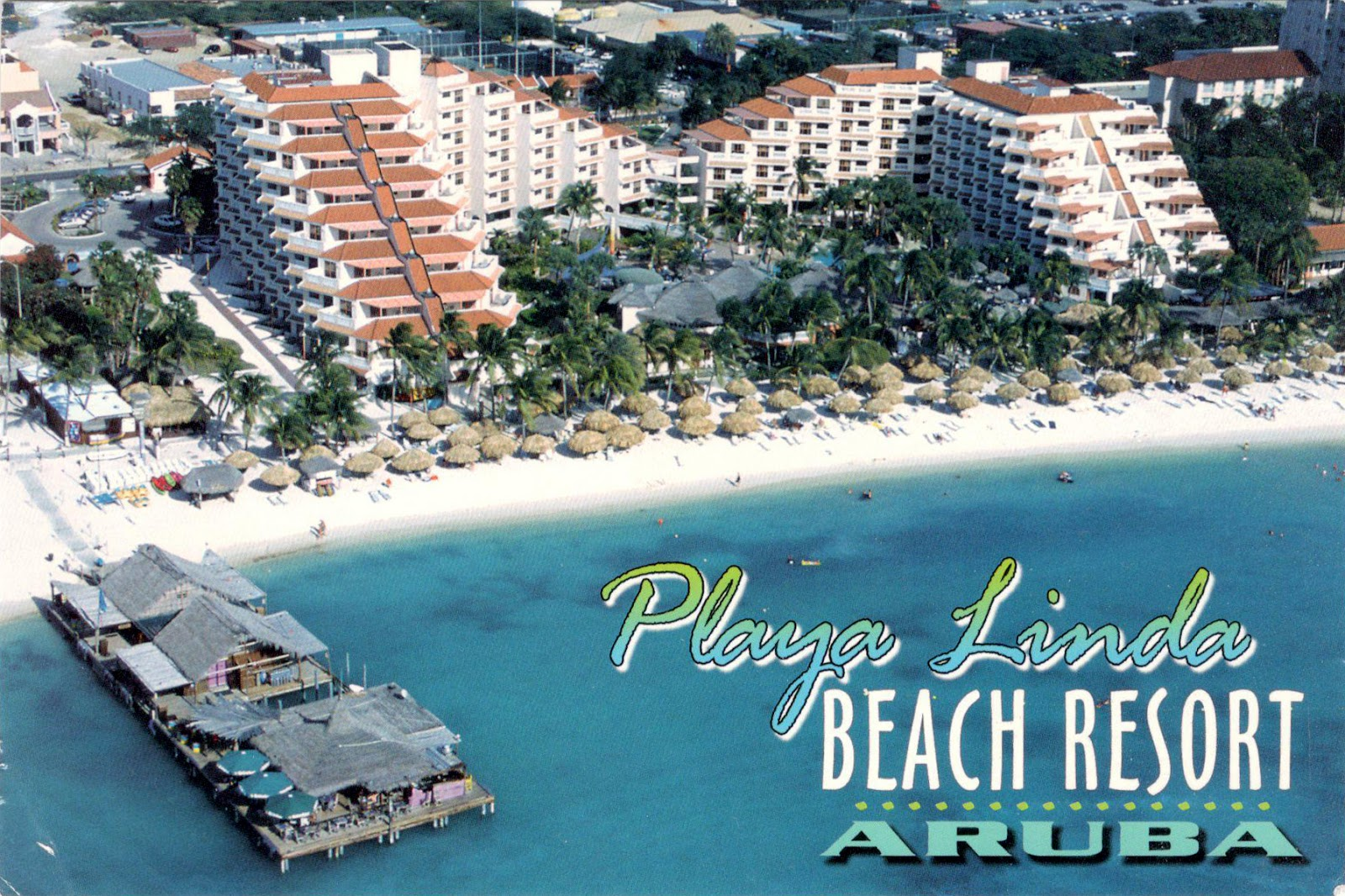 1716 Netherlands Aruba Playa Linda Beach Resort
