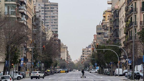 España reporta cifra más baja de muertos desde el 18 de marzo