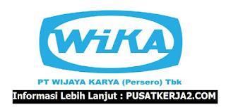 Loker Terbaru BUMN Daerah Medan SMA SMK D3 S1 Mei 2020 WIKA