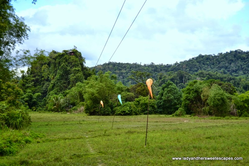 Ugong Rock Adventure's zipline
