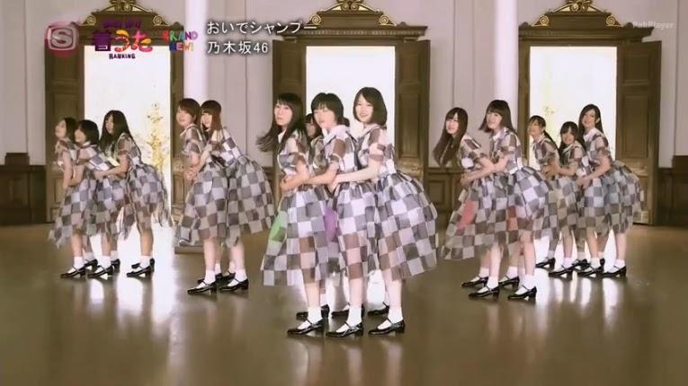 nogizaka46 oide shampoo pv