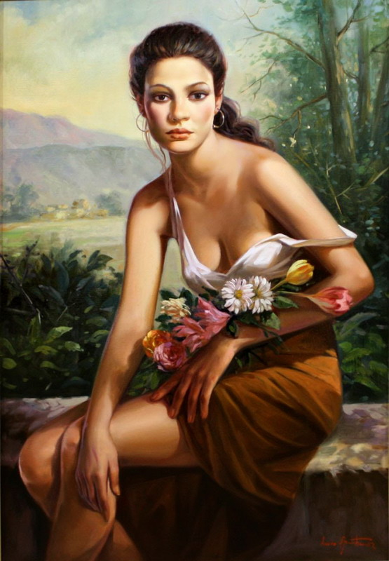 Famous Nude Women Paintings