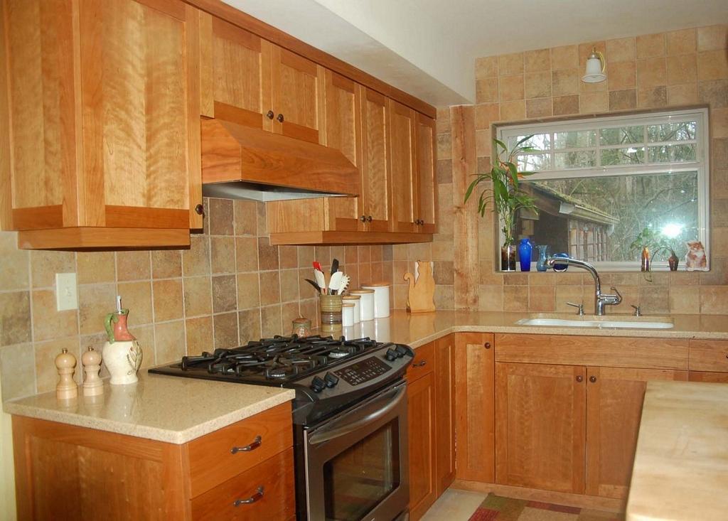 kitchen set dari kayu jati 3