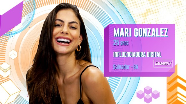 BBB20: Mari é a líder da semana