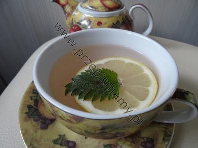 Herbata z pokrzyw