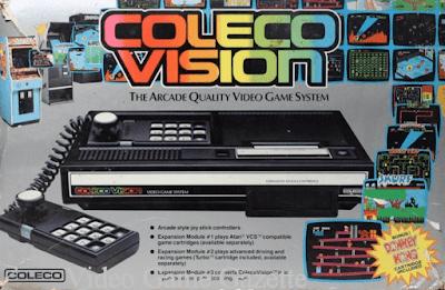 CBS ColecoVision 10in1 Volumen 1