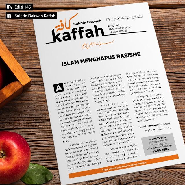 Buletin Kaffah, No. 145 (20 Syawal 1441 H - 12 Juni 2020 M)