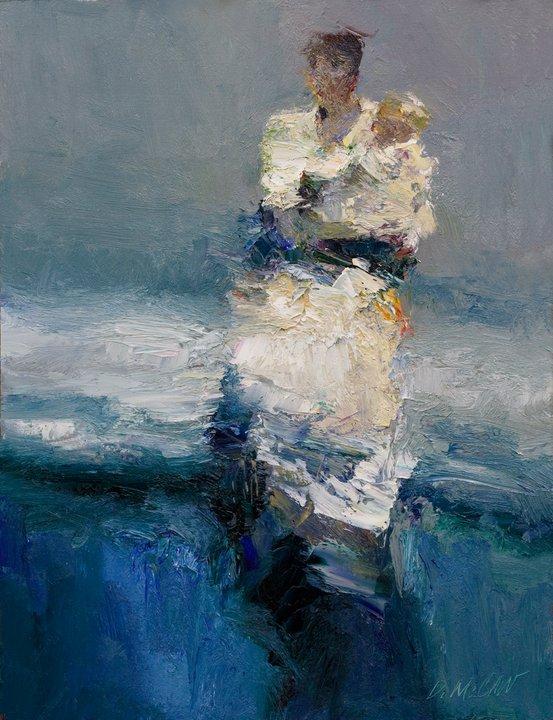 Maher Art Gallery Dan Mccaw 1942 American Expressionist Painter