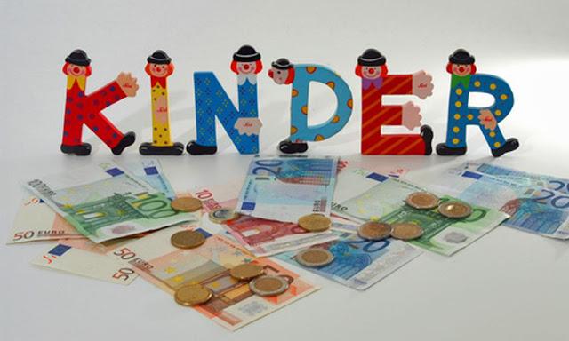 زيادة طفيفة على معاشات الأطفال Kindergeld في ألمانيا بدءا من العام القادم 2018