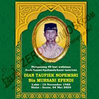 Souvenir Buku Yasin Cover Artcarton, 192 Halaman