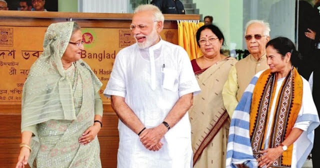 Modi's Comment on Mamata 'She still gift me Kurtas is going viral