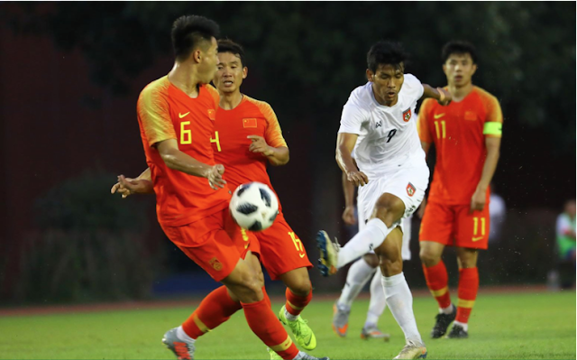 Bóng đá Trung Quốc tiếp tục gây thất vọng lớn ở vòng loại U19 châu Á.