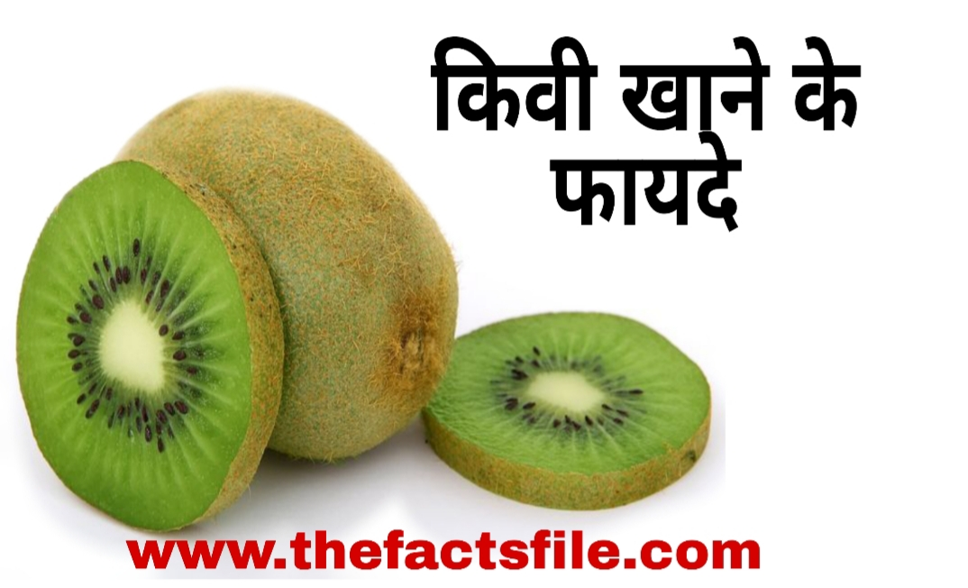 किवी फल खाने से क्या फायदा होता है?   what is the benefit of kiwi fruits