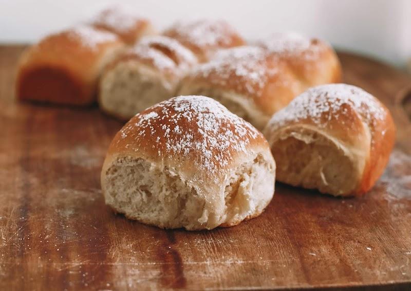 Rêveuse Recipe: Bread Rolls
