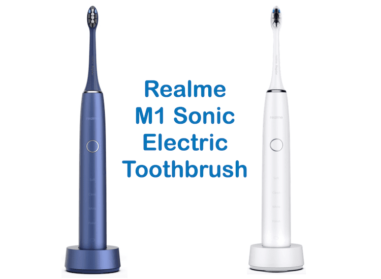 Realme Launches M1 Sonic Electric Toothbrush In India
