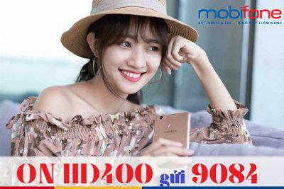 Gói HD400 MobiFone