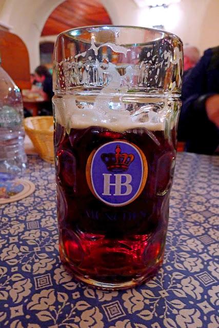 Hofbrauhaus Dark Beer