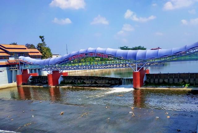 Jembatan Bendung Tirtonadi