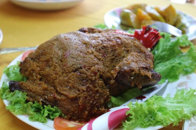 Ayam Golek Pengantin