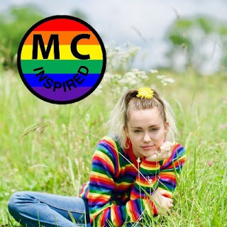 Lirik Lagu Inspired - Miley Cyrus