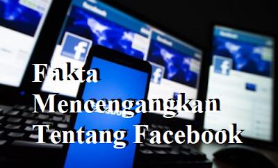 Fakta Mencengangkan Tentang Facebook