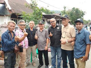 Helmi Moesim Pererat Silaturahmi dengan Masyarakat