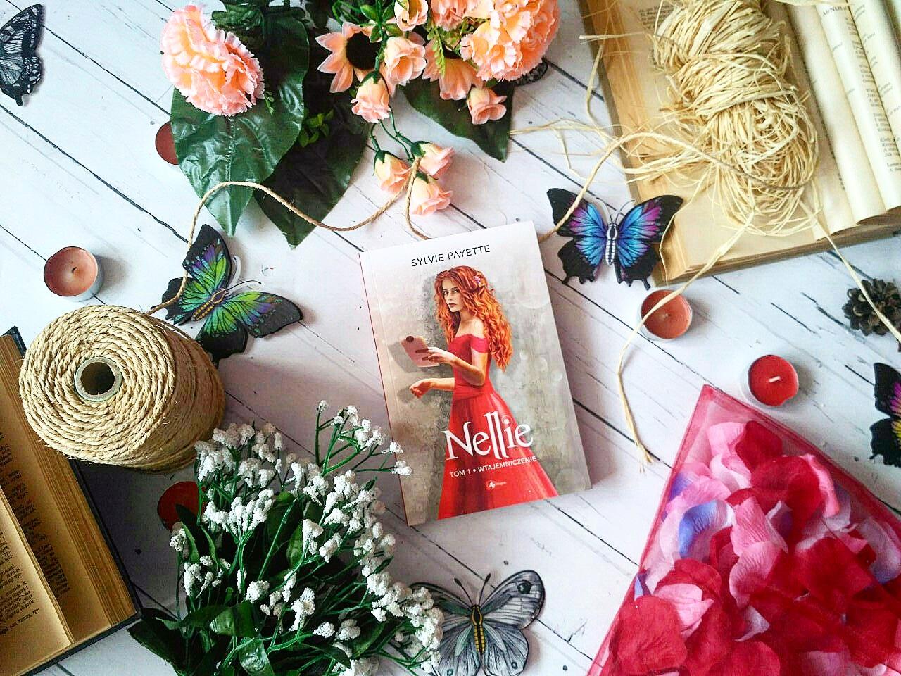 """""""Nellie. Wtajemniczenie"""" - Sylvie Payette"""