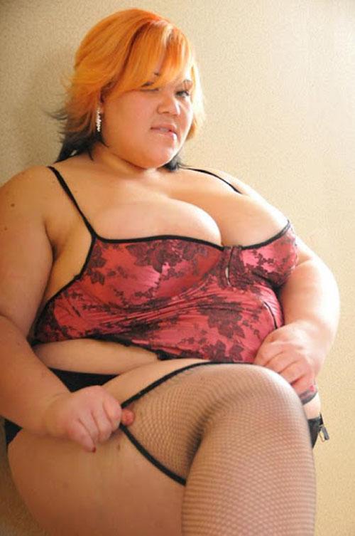 Can Nude paki fat women